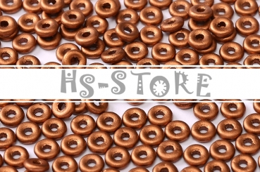 O-Beads 2x4mm Copper 01750 5gr.