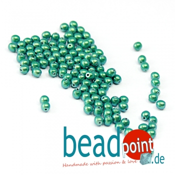 Pearl Shell 3 mm Peppermint  150 St
