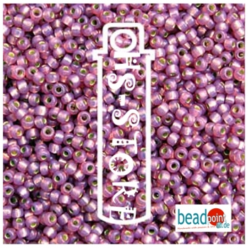 11/0 ROUND DURACOAT S/L LILAC-24 GM/TB
