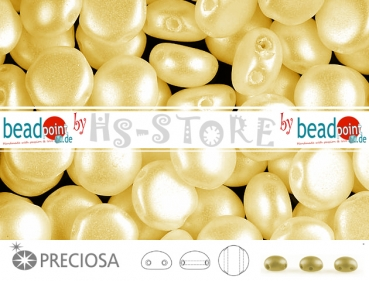 Candy 8mm pastel cream 20 bds/ST