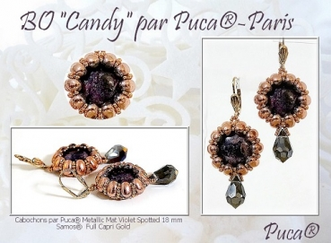 "Anleitung Free ""Candy"" PAR PUCA® english"