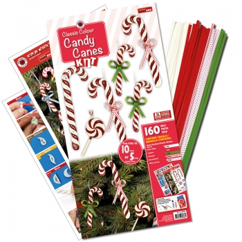 Candy Cane Classic kit