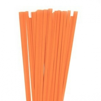 Str. 5 x 450 mm arancio orange 120 g. 80 St. Paper St./Pcs 1