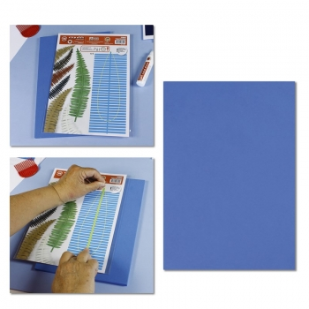 Blue Foam board 9 x 210 x 300 mm