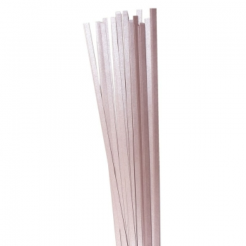 Str. 5 x 450 mm Luxus Misty Rose 125 g 40 St. /Pcs.