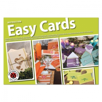 Easy Cards  1 St. 24 Seiten/Page 21 x 15 cm