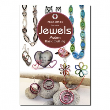 Jewels Modern Basic Quilling Heft