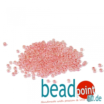 Matsuno Seedbeads 11/0 Inside Colour Rainbow #433 7,5 gr.