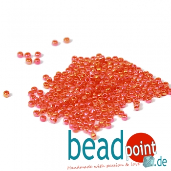 Matsuno Seedbeads 11/0 Opaque Colour Rainbow #733R 7,5 gr.