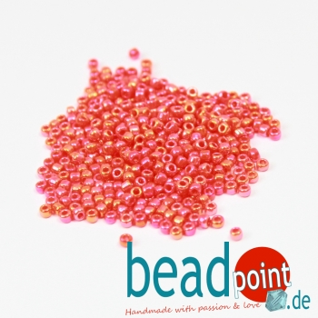 Matsuno Seedbeads 11/0 Opaque Colour Rainbow #734R 100gr.
