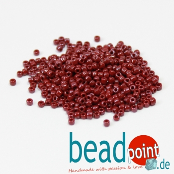 Matsuno Seedbeads 11/0 Opaque Colour Rainbow #736L 7,5 gr.