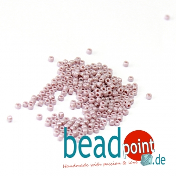 Matsuno Seedbeads 11/0 Opaque Colour Lustered #772L 7,5 gr.