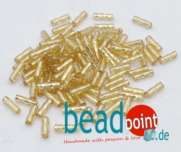 Matsuno Spiral Bead 6mm gold #33 100gr.