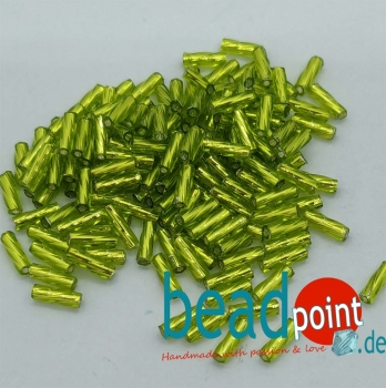 Matsuno Spiral Bead 6mm light green #48 100gr.