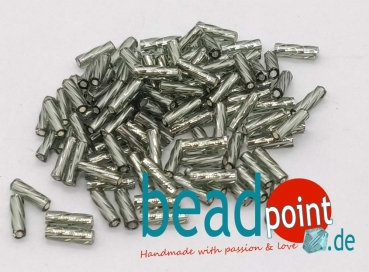 Matsuno Spiral Bead 6mm grey #56 10gr.