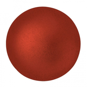 Cabochon 18mm PAR PUCA® RED METALLIC MAT 1 Stk.