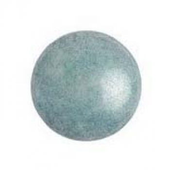 Cabochon 18mm PAR PUCA® Opaque Blue Ceramic Look 1 Stk.