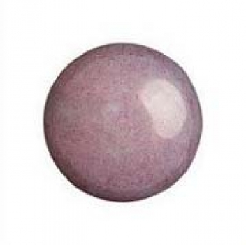 Cabochon 18mm PAR PUCA® OPAQUE LT ROSE CERAMIC LOOK  1Stk
