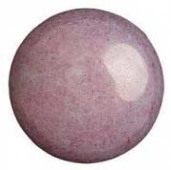 Cabochon 25mm PAR PUCA® OPAQUE LT ROSE CERAMIC LOOK  1St