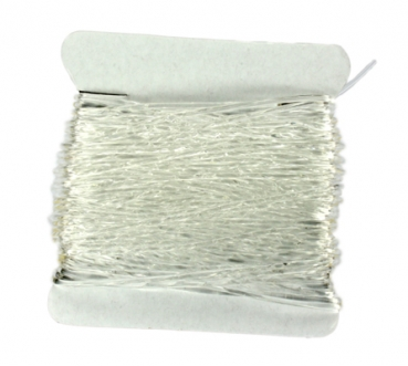 4266 Elastischer Gummi transparent 0,6 mm 10m