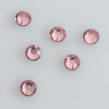 Swarovski Hotfix SS16 Light Rose 4mm 25 Stück