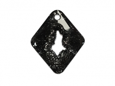 Swarovski 6926 Pendant Crystal Silver Night 36mm 1 Stk.